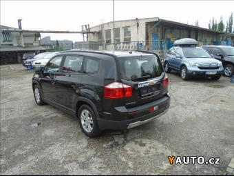 Prodám Chevrolet Orlando 2,0 VCDi 7 míst ZADANO