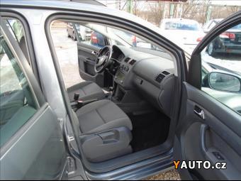 Prodám Volkswagen Touran 1,6 i, LPG. 1. maj. TOP- stav