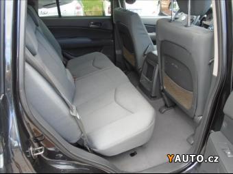 Prodám SsangYong Kyron 2,0 Xdi 4x4 Manuál 1. majitelka