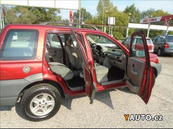 Prodám Land Rover Freelander 1,8 i, 88kw, 4x4
