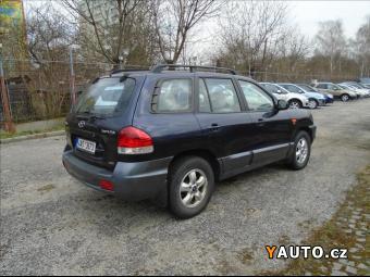 Prodám Hyundai Santa Fe 2,4 i, 4x4,2. maj.