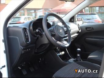 Prodám Kia Picanto 1.0 CVVT Comfort paket CITY 20