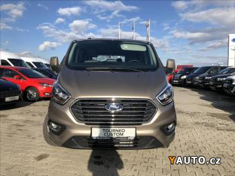 Prodám Ford Tourneo Custom 2,0 EcoBlue Titanium L2