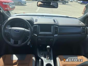 Prodám Ford Ranger 3,2 TDCi WildTrak DoubleCab