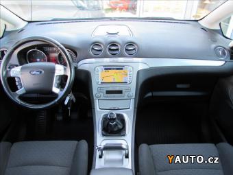 Prodám Ford S-MAX 2,0 TDCi Titanium, Navi, Digikli