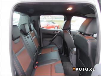 Prodám Ford Ranger 3,2 TDCi WildTrak, Předváděcí