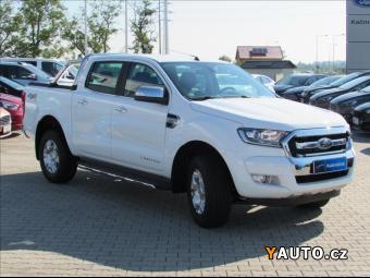 Prodám Ford Ranger 3,2 TDCi Limited, 4x4, TZ3500kg
