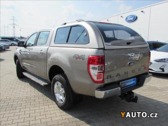 Prodám Ford Ranger 3,2 TDCi Limited DoubleCab