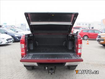 Prodám Ford Ranger 3,2 TDCi, Limited, 4x4