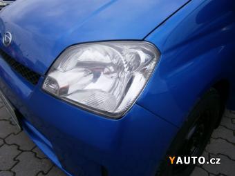 Prodám Daihatsu Cuore 1.0 slušný stav