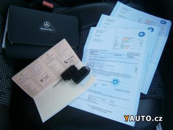 Prodám Mercedes-Benz Třídy A A 160 75kw, serviska