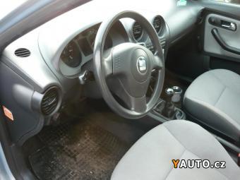 Prodám Seat Ibiza 1.2 12v STELLA