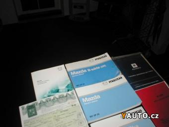 Prodám Mazda B 2,5TD 4x4