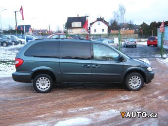 Prodám Chrysler Voyager 2.5 MPV