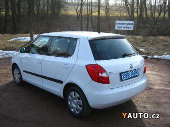Prodám Škoda Fabia 1.2