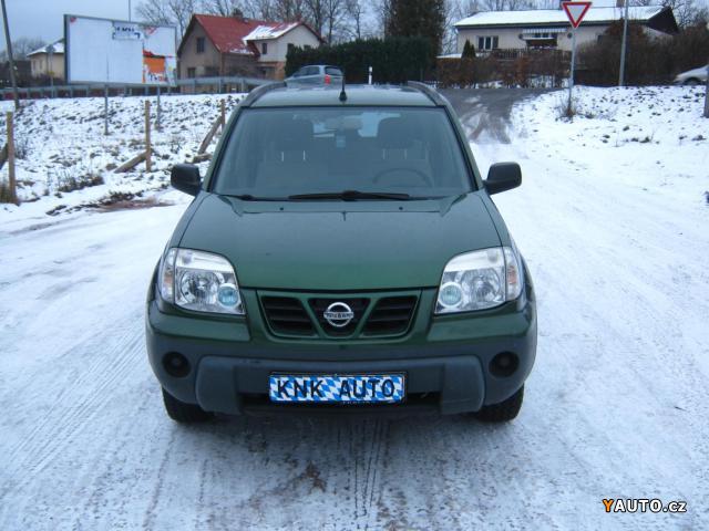 Prodám Nissan X-Trail 2.2 4x4