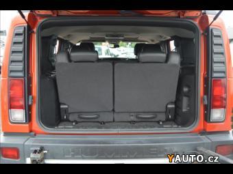 Prodám Hummer H2 6,2 V8 293kW XENON MODEL 2008