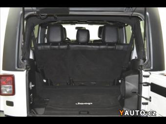 Prodám Jeep Wrangler 2,8 CRD147kW UNLIMITED WEBASTO