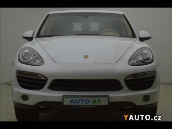 Prodám Porsche Cayenne 3,0 D 4x4 PANORAMA VZDUCH