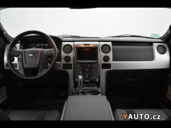 Prodám Ford F-150 6,2 V8 306kW PLNÁ VÝBAVA RAPT