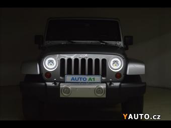 Prodám Jeep Wrangler 3,6 V6 UNLIMITED HARDTOP SAHA