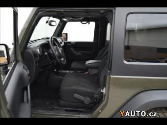 Prodám Jeep Wrangler 3,6 V6 HARD TOP 209kW WILLYS
