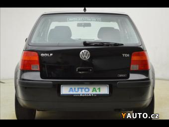Prodám Volkswagen Golf 1,9 TDi 66kW DIGI KLIMA IV