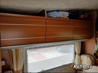 Prodám Fiat Ducato 3,0 JTD NUOVO 115kW obytný au
