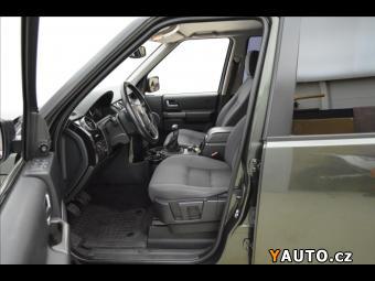 Prodám Land Rover Discovery 2,7 TDV6 140 kW 4X4 7-MÍST HSE