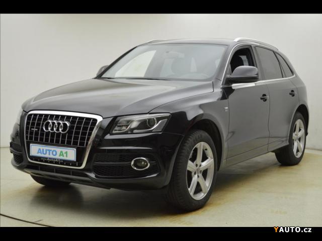 Prodám Audi Q5 3,0 TDi 176kW QUATTRO S-LINE