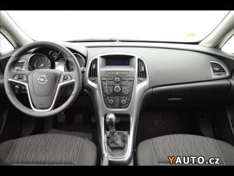 Prodám Opel Astra 1,4 T 88kW KLIMA ČR, 1. MAJITEL