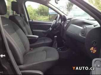 Prodám Dacia Duster 1,6 16V LPG, 1. MAJ. 44TKM, SERV