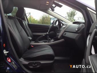 Prodám Mazda CX-7 2,3 EXLUSIVE-LINE, 1. MAJ. SERV