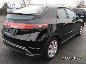 Prodám Honda Civic 1,4 16V, 1. MAJ. 57TKM, SERV. KNI
