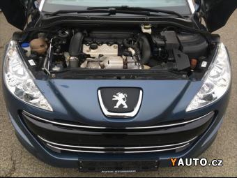 Prodám Peugeot RCZ 1,6 THP 200,1. MAJ. 117TKM, SER