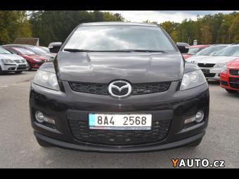 Prodám Mazda CX-7 2,2i, plyn LPG, benzin