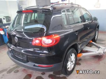 Prodám Volkswagen Tiguan 2,0 TDI 103 KW