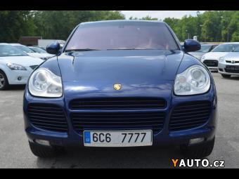 Prodám Porsche Cayenne Turbo S 4,5