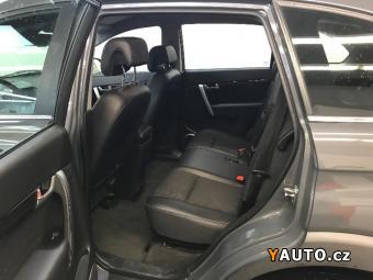 Prodám Chevrolet Captiva 2,2 diesel, 135 kw 4x4