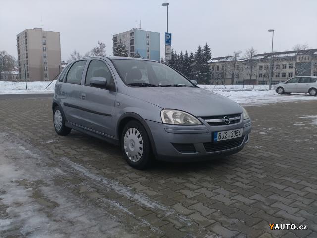 Prodám Opel Corsa 1.2 16V Klimatizace BEZ KOROZE