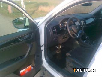 Prodám Škoda Kodiaq 2,0 KODIAQ TDI 4X4 DSG STYL