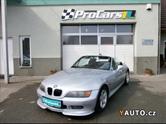 Prodám BMW Z3 1,9 Z3 ROADSTER