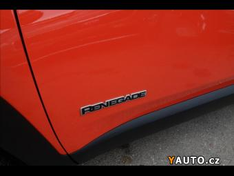 Prodám Jeep Renegade 1,4 2WD Multiair LIMITED