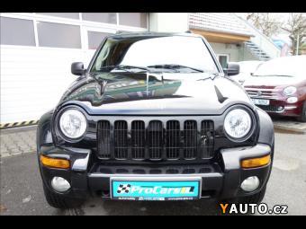 Prodám Jeep Cherokee 3,7 V6 AUT. LIMITED