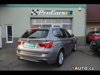 Prodám BMW X3 2,0 xDrive AUT Mpaket