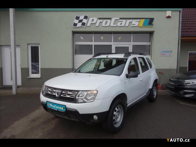 Prodám Dacia Duster 1,6 16V 4X4 LPG