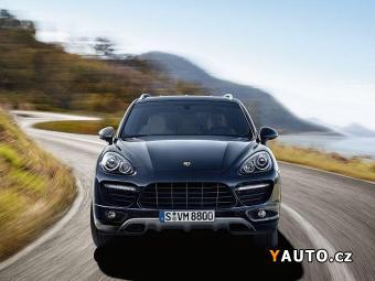 Prodám Porsche Cayenne 4.8 TURBO 500PS 2000km