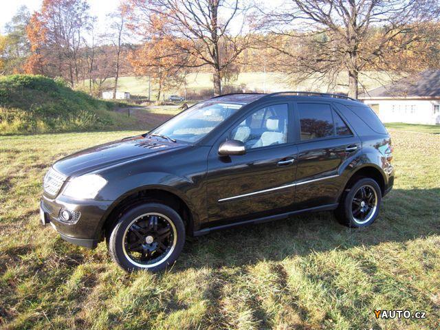 Prodám Mercedes-Benz Třídy M ML 280 CDi sport paket