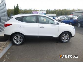 Prodám Hyundai ix35 1,7 CRDI, SERVISKA, 17TKM