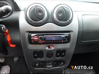 Prodám Dacia Duster 1,6 i PRAVIDEL. SERVIS